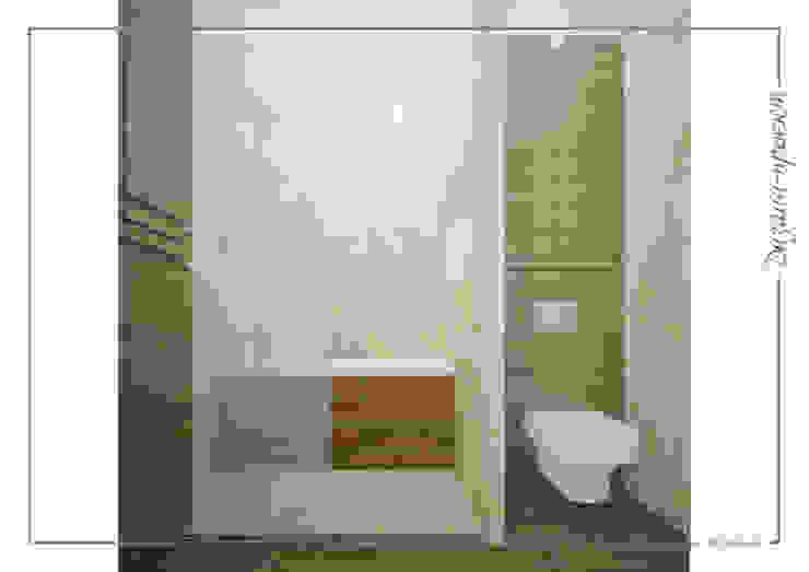 Baños de estilo minimalista de mlynchyk interiors Minimalista