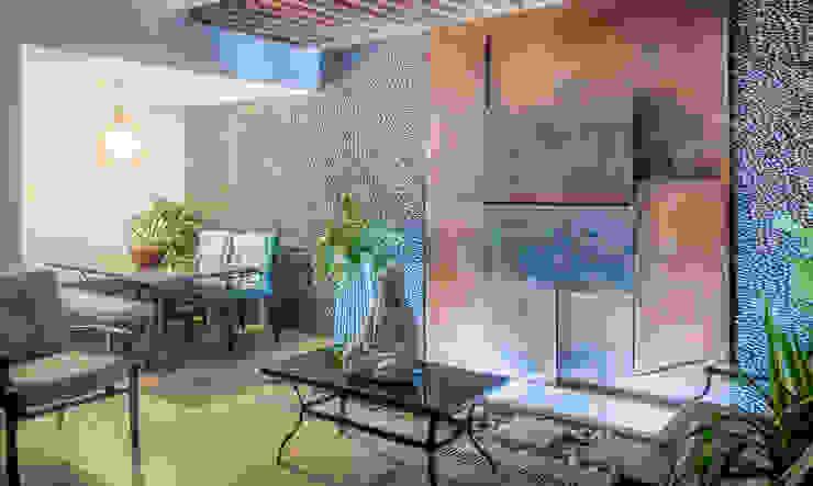Casas modernas de SZTUKA Laboratorio Creativo de Arquitectura Moderno