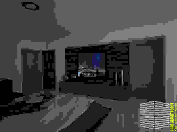 RECAMARA Dormitorios minimalistas de HHRG ARQUITECTOS Minimalista