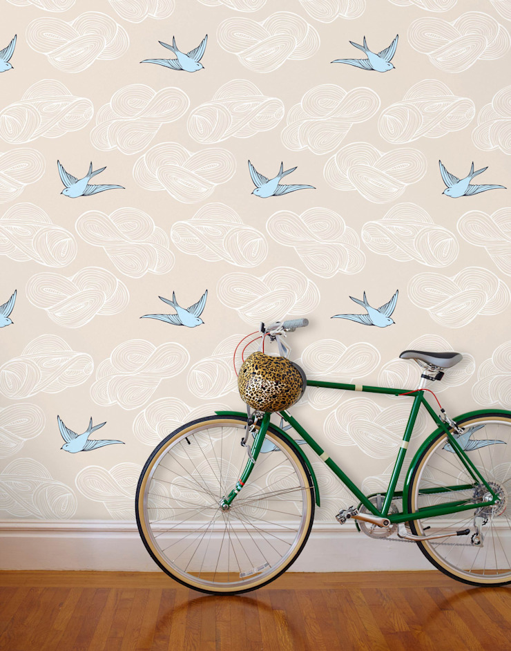 eclectic  by Monument Interiors, Eclectic Paper