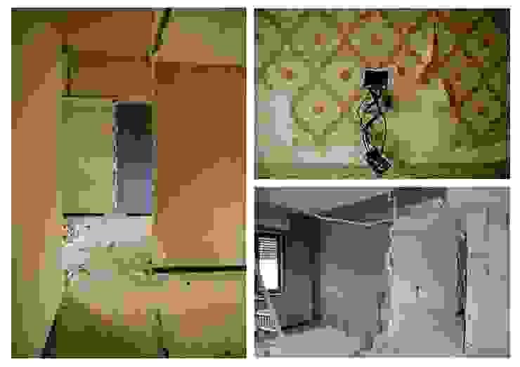 Murs & Sols modernes par CRE3A Creative Design Solutions Moderne