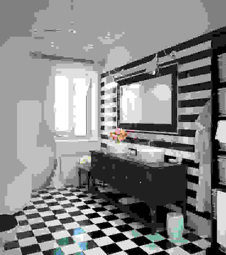 Salle de bain classique par Shtantke Interior Design Classique
