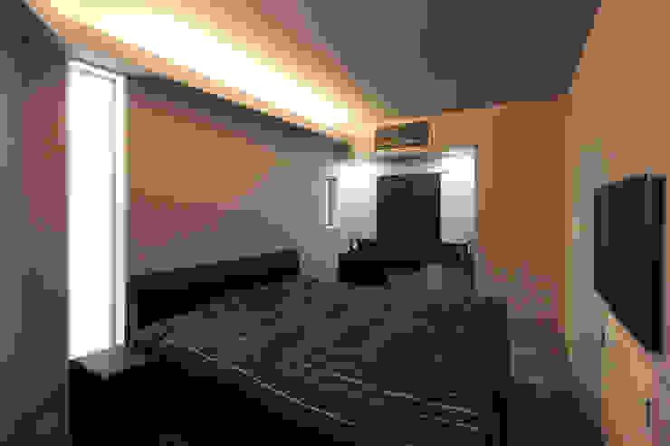 一級建築士事務所アトリエm Dormitorios de estilo clásico