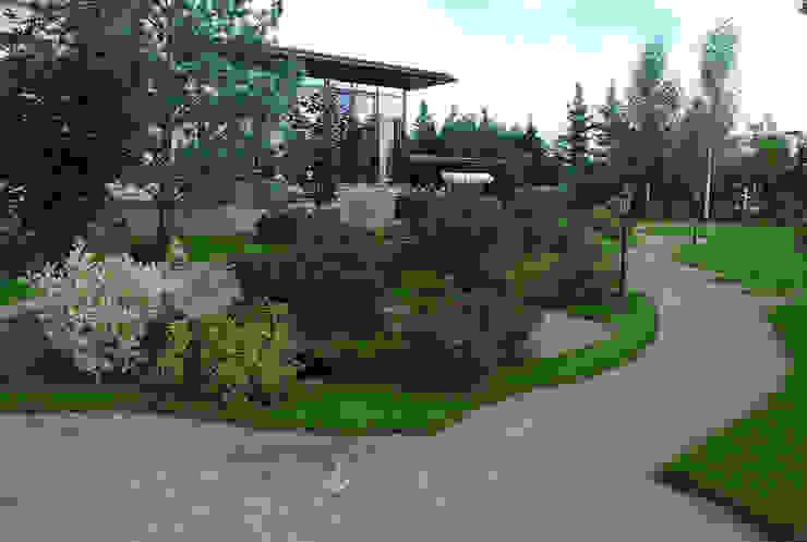 Работы Сад в классическом стиле от Land-proekt Классический