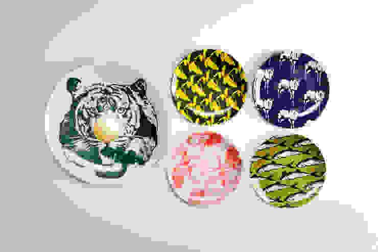 GO BANANAS plates Studio Lisa Bengtsson KitchenCutlery, crockery & glassware