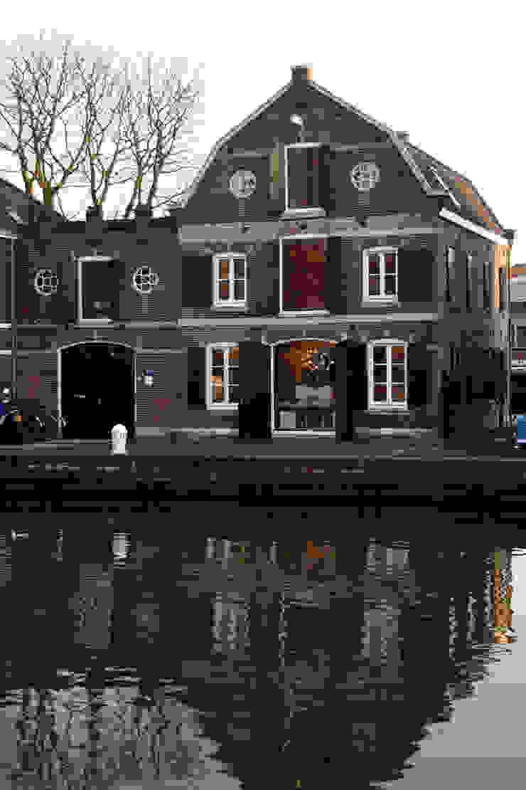 Behoud van charme en uitstraling Eclectische kantoorgebouwen van Architektenburo J.J. van Vliet bv Eclectisch