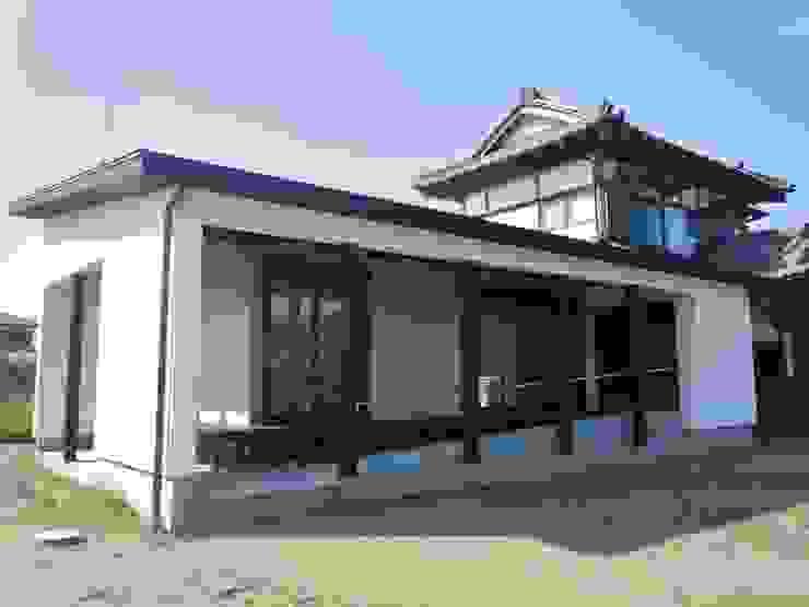 外観 クラシカルな 家 の 青戸信雄建築研究所 クラシック