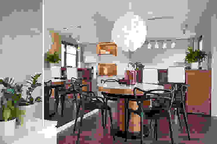 Finchstudio Modern Dining Room