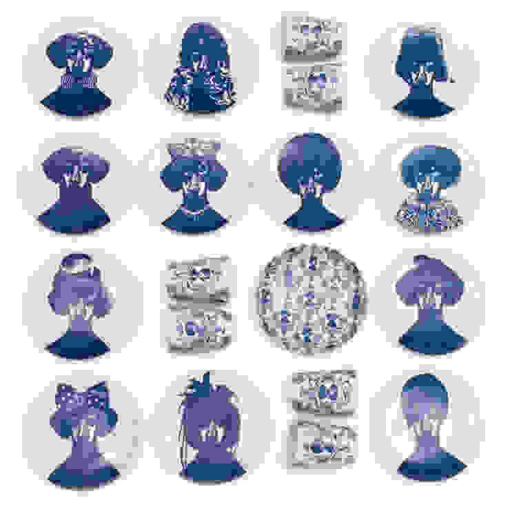 TILLSAMMANS porcelain Studio Lisa Bengtsson KitchenCutlery, crockery & glassware