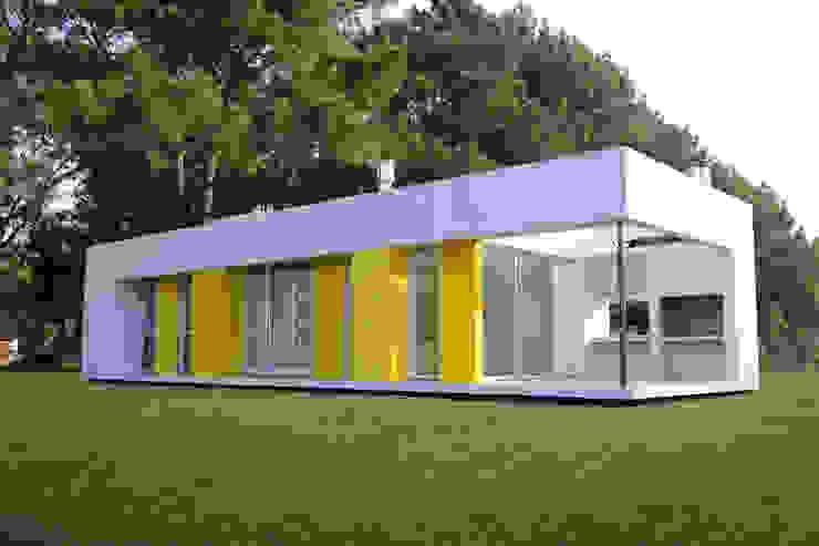 Casas modernas de Estudio Moirë arqs. Moderno