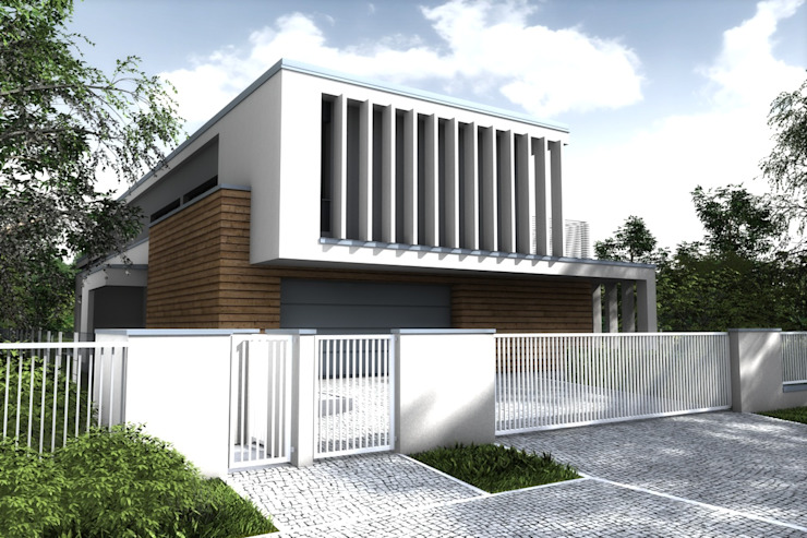 Offa Studio Modern Houses