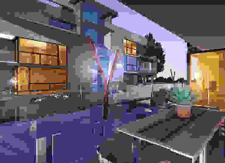 Modern houses by a5studio Modern