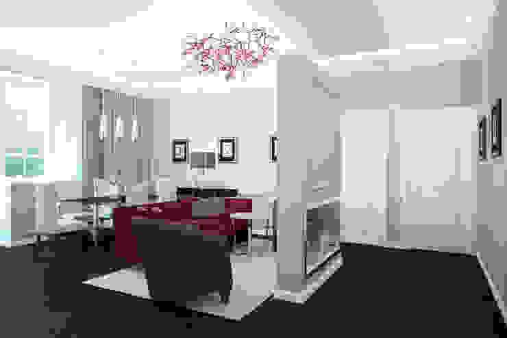 CADENCE Гостиная в классическом стиле от frilanser Классический
