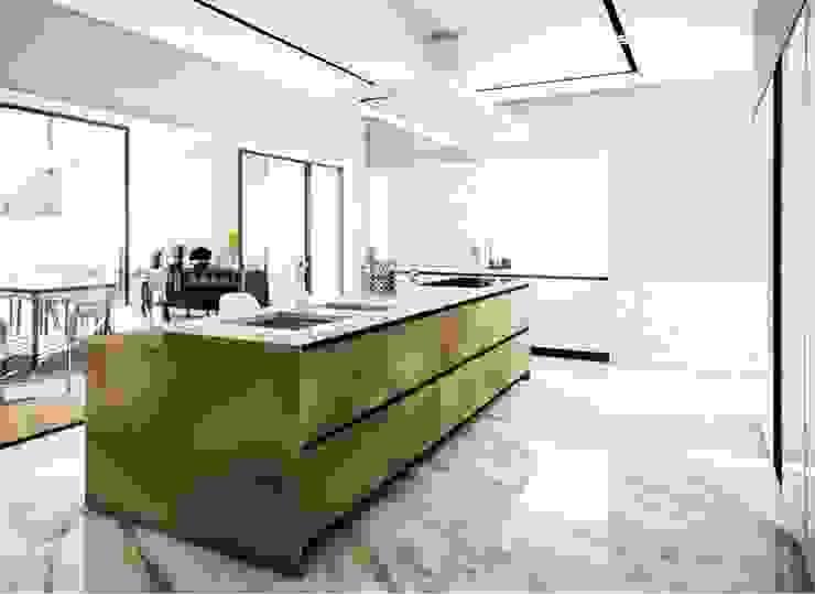 Moradia no Porto Cozinhas modernas por Vilaça Interiores Moderno