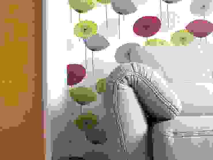 Mieszkanie | Gdynia Fikakowo Nowoczesna sypialnia od Pracownia ARD Nowoczesny
