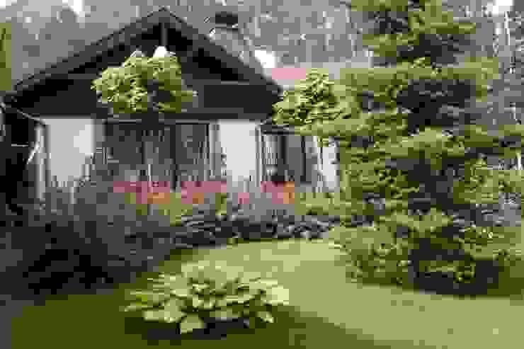 Баня в английском стиле Дома в рустикальном стиле от RRdesign Рустикальный