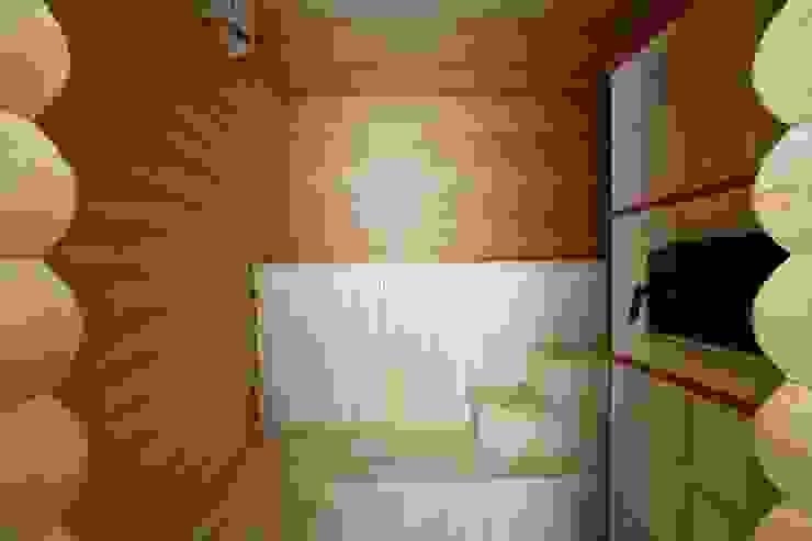 Баня в английском стиле Спа в рустикальном стиле от RRdesign Рустикальный