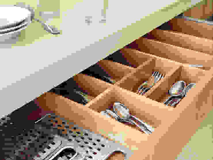 Maisons de style  par LEICHT Küchen AG, Moderne
