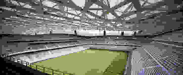 Terrain Stades modernes par Wilmotte & Associés Moderne