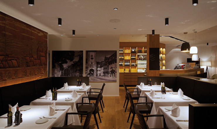 Camilli Restaurant-Café Gastronomie von Generation Licht