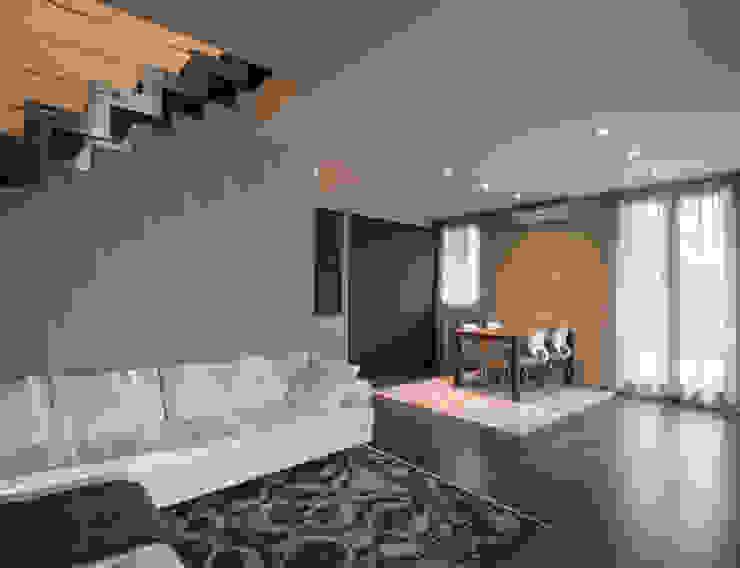 Salas de estilo  por Geometrie Arredamenti
