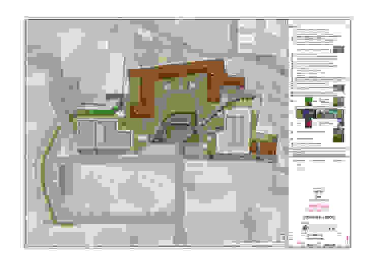 Complesso Villa Gardenia di Schiavi S.p.A. Moderno