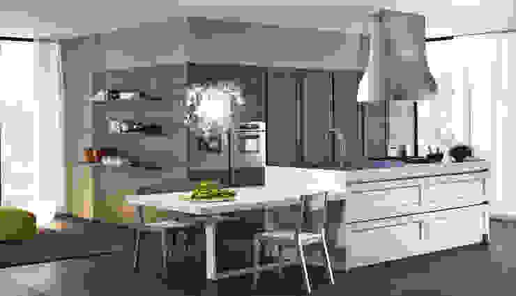 Glamour Cucina moderna di doimo cucine Moderno