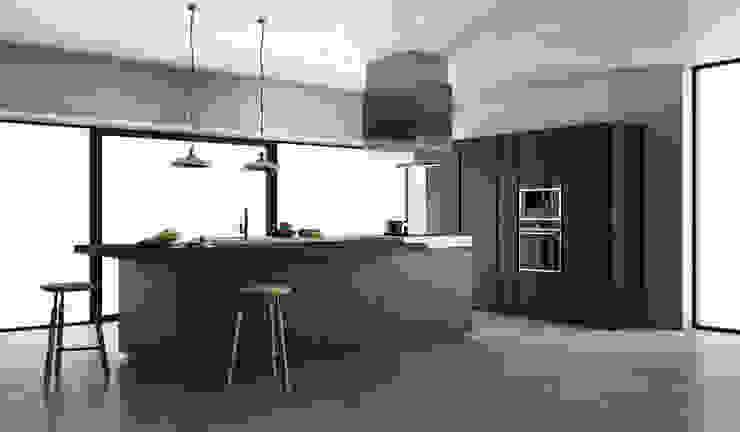 Projekty,  Kuchnia zaprojektowane przez doimo cucine, Nowoczesny