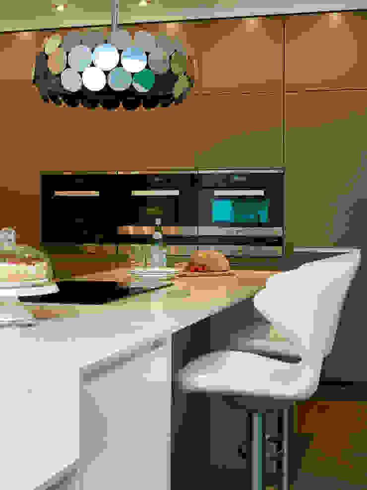 MR & MRS HARRISON'S KITCHEN Modern kitchen by Diane Berry Kitchens Modern