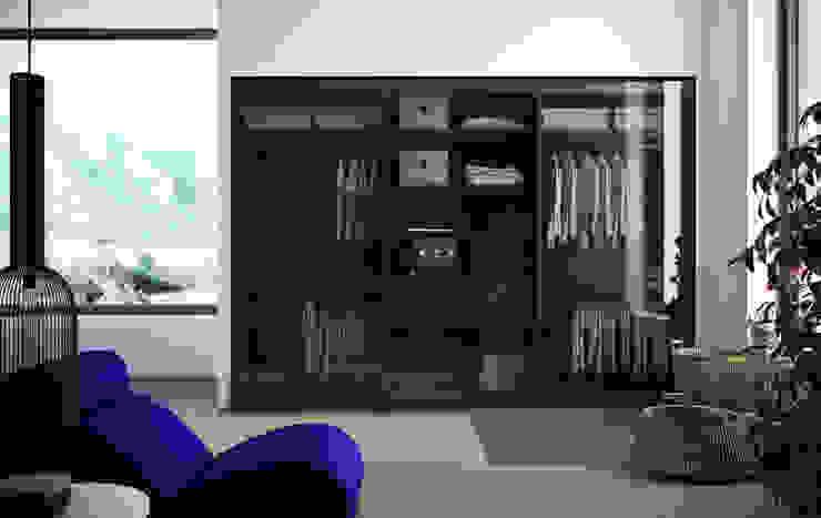 homify BedroomWardrobes & closets