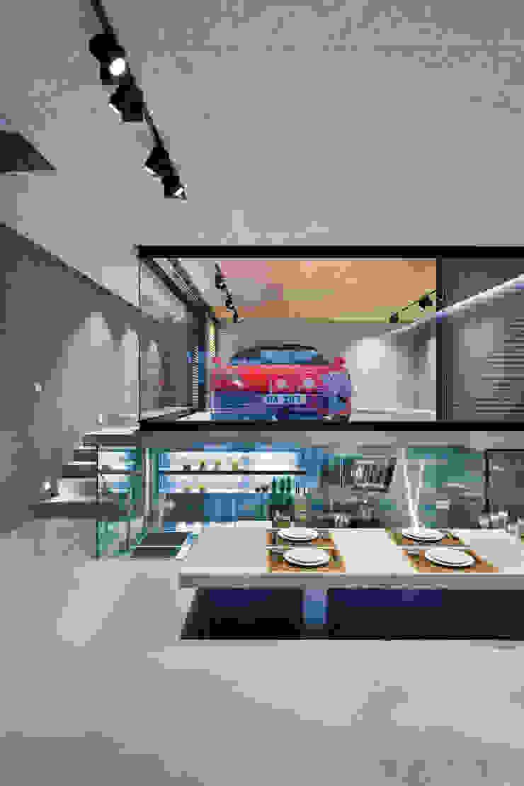 Millimeter Interior Design Limited Modern dining room