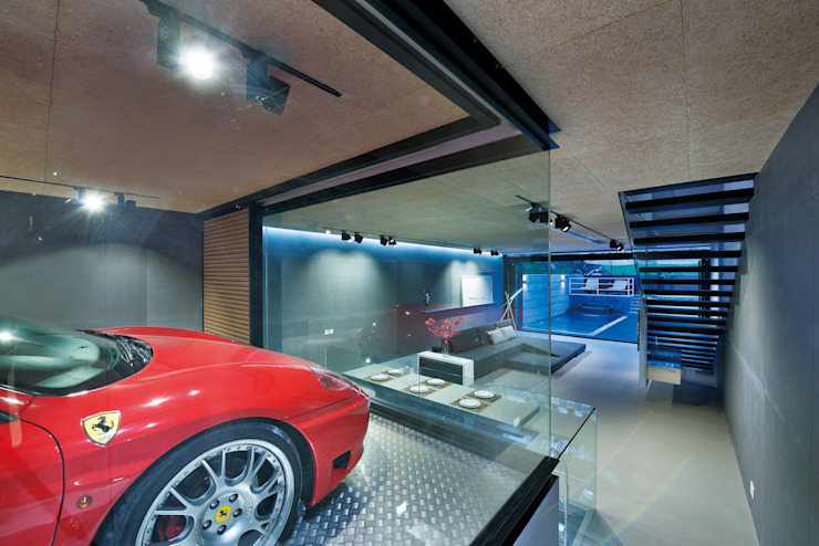 by Millimeter Interior Design Limited Сучасний