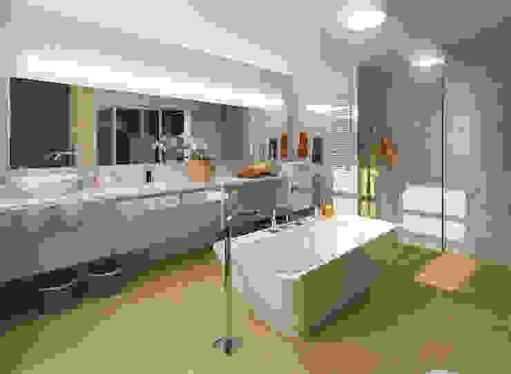 Дом Ванная комната в стиле модерн от Chloe Design & Decor/Anastasia Baskakova Модерн