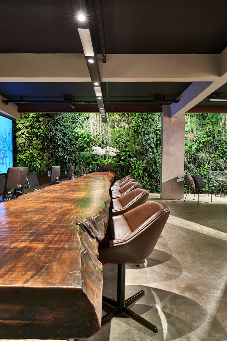 Habitaciones de Eduarda Corrêa Arquitetura & Interiores