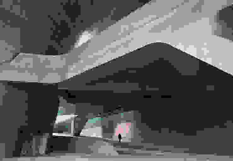 Dongdaemun Design Plaza Centros de congressos modernos por Zaha Hadid Architects Moderno