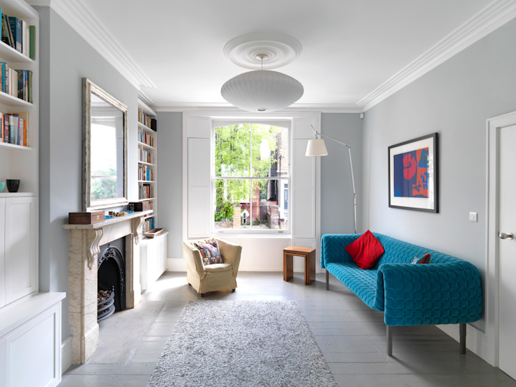 House for an Architect Houses by Kilburn Nightingale