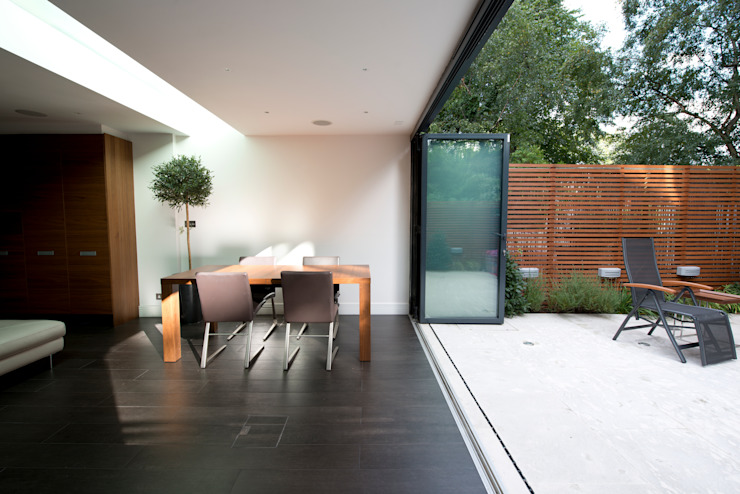 St John's Wood Town House Modern living room by DDWH Architects Modern