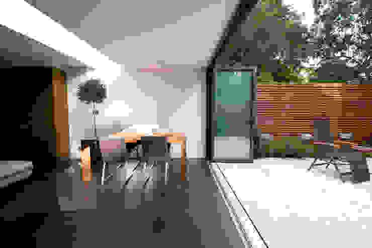 St John's Wood Town House Salones de estilo moderno de DDWH Architects Moderno