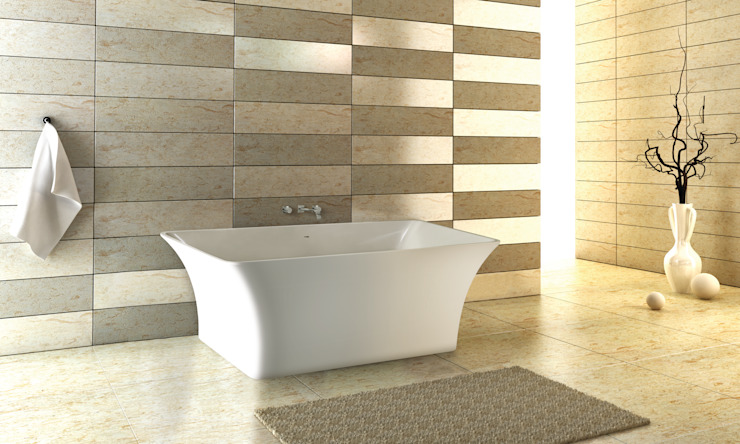 The Feng Bath BC Designs BagnoVasche & Docce