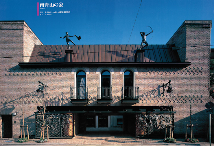 Private House - Japan Case classiche di Villi Zanini - Wrought Iron Art Classico Ferro / Acciaio