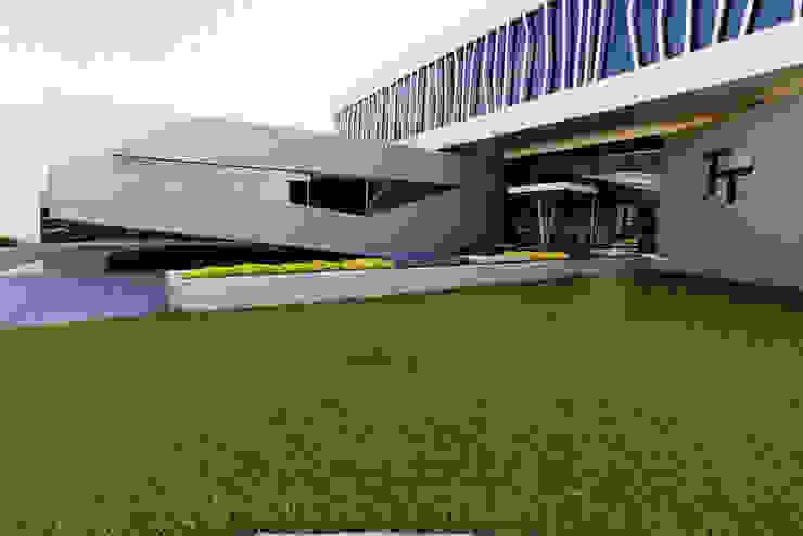 asis mimarlık peyzaj inşaat a.ş. Jardines de estilo moderno