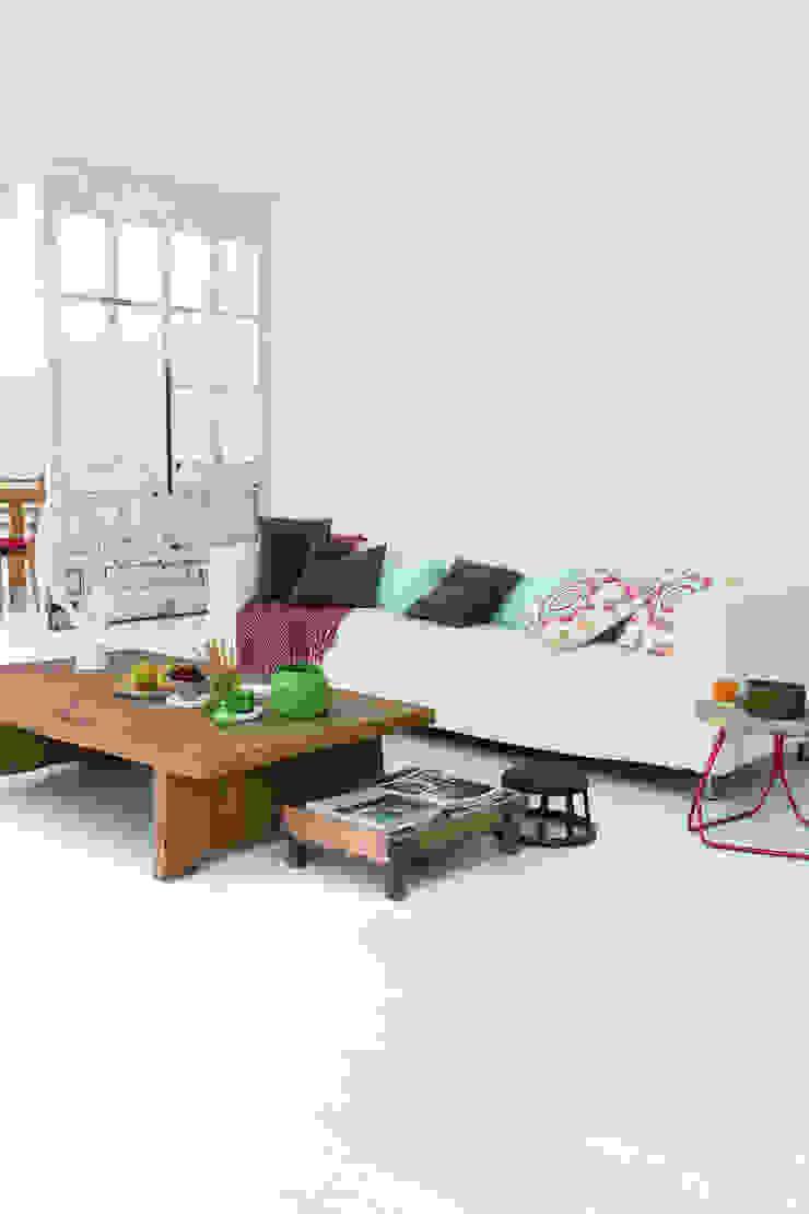 White Planks de Quick-Step Escandinavo