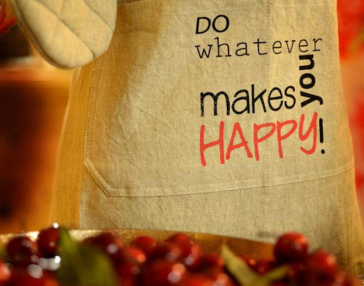 Do whatever makes you HAPPY! van Groothandel in decoratie en lifestyle artikelen Klassiek