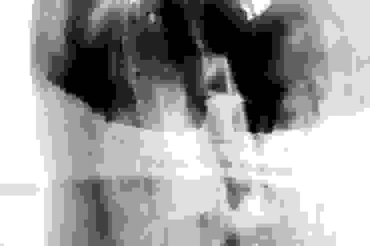 Foto van molen op vaas van studio Mianne de Vries