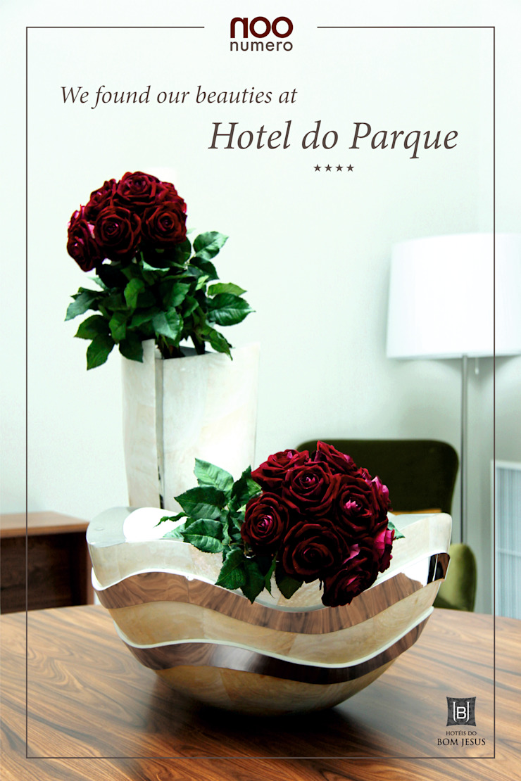 Red Velvet Roses in Ocean Collection Materflora Lda. Hoteles