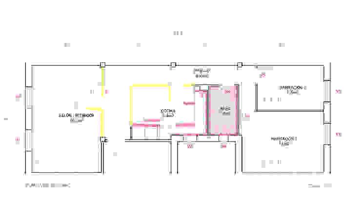 Salas Arquitectura+Diseño Casas modernas