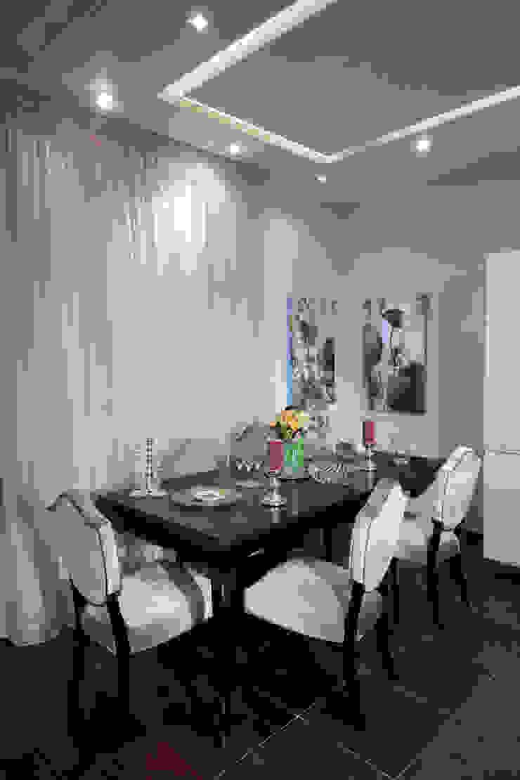 Квартира на Крупской Столовая комната в стиле лофт от Дизайн-студия «ARTof3L» Лофт