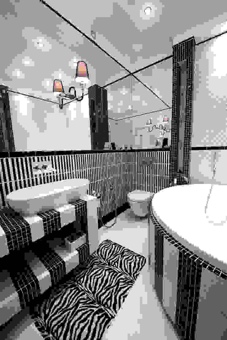 Квартира на Крупской Ванная в классическом стиле от Дизайн-студия «ARTof3L» Классический