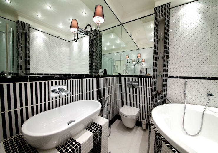 Classic style bathroom by Дизайн-студия «ARTof3L» Classic