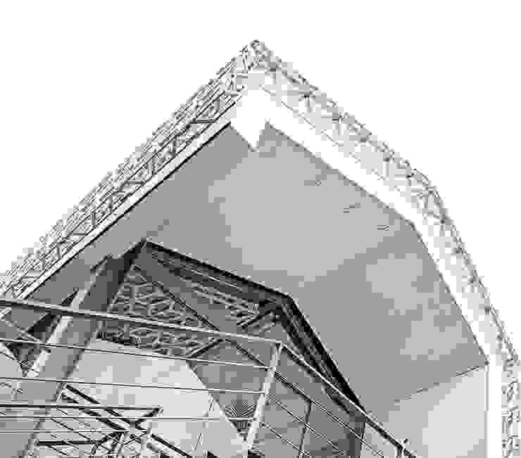 Нейронная сеть Дома в стиле минимализм от Concrete jungle Минимализм